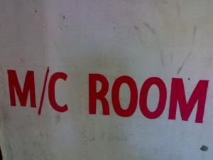 M/C Room